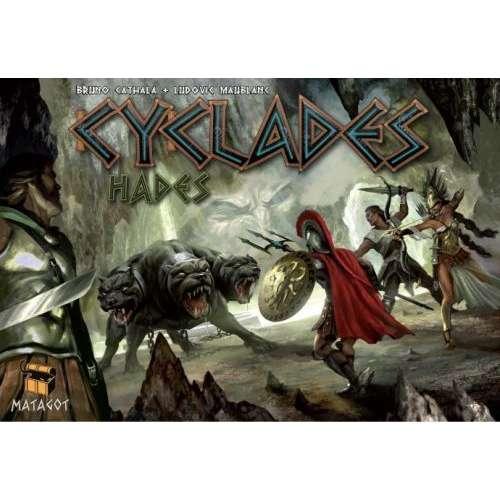 Cyclades: Hades - разширение за настолна игра