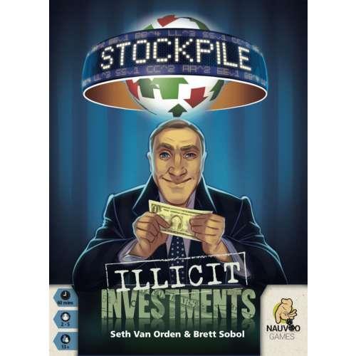 Stockpile: Illicit Investments - разширение за настолна игра