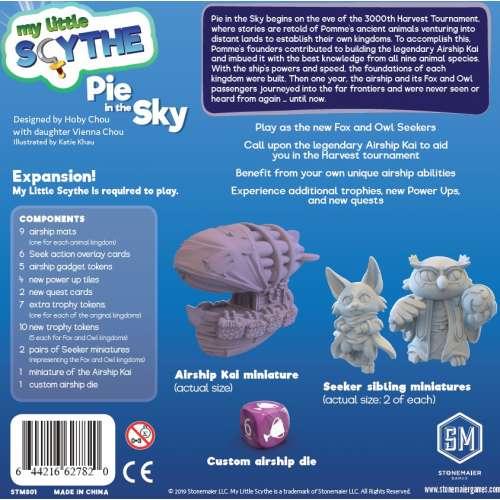 My Little Scythe: Pie in the Sky (+ Update Pack) - разширение за настолна игра