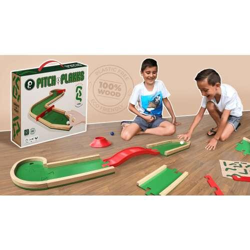 Pitch&Plakks - настолна игра