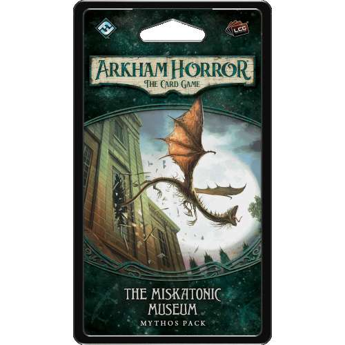 Arkham Horror: The Card Game – The Miskatonic Museum: Mythos Pack - разширение за настолна игра