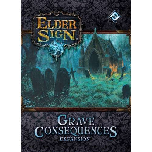 Elder Sign: Grave Consequences - разширение за настолна игра