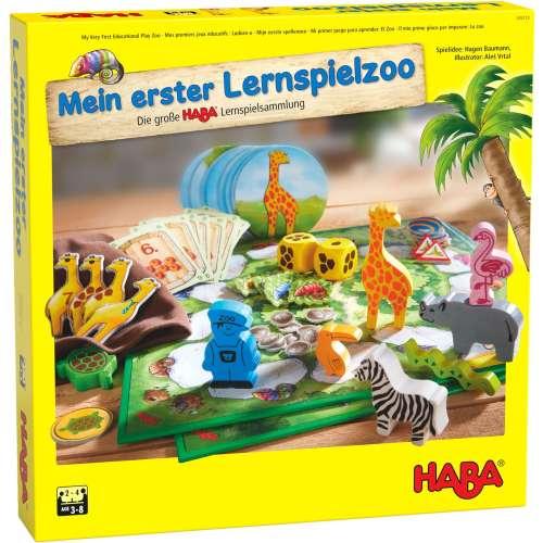 Зоопарк (комплект от 10 различни игри) - настолна игра