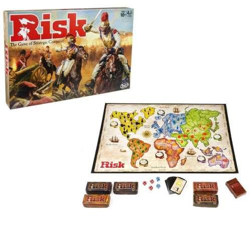 Risk - настолна игра