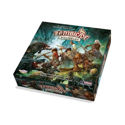 Zombicide: Black Plague – Wulfsburg - разширение за настолна игра