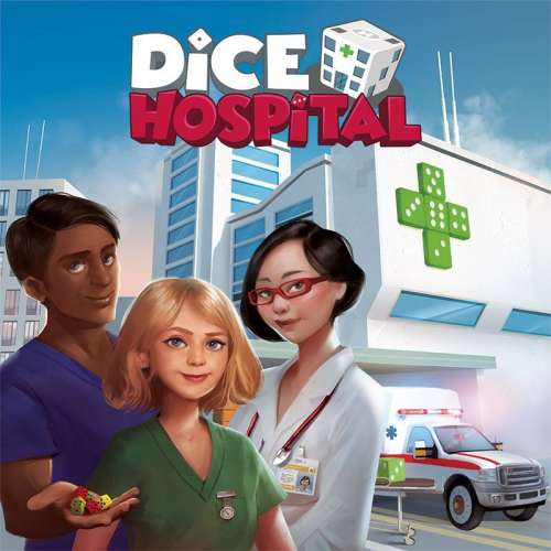 Dice Hospital - настолна игра