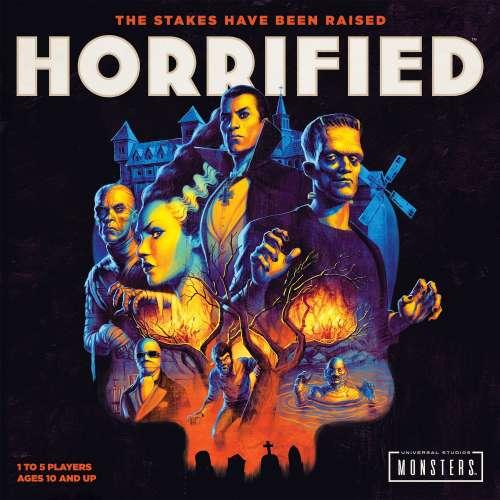 Horrified - настолна игра