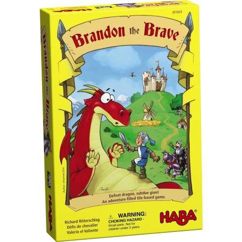 Смелият рицар (Brandon the Brave) - настолна игра