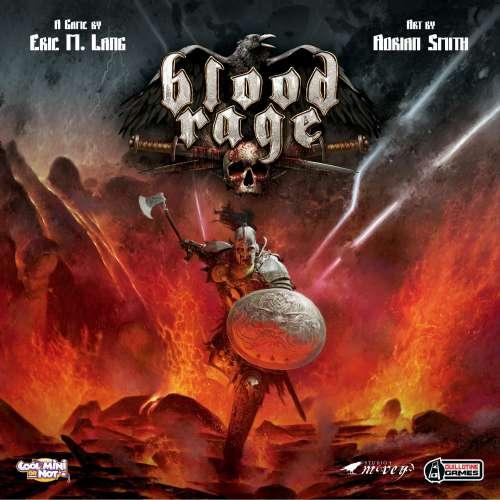 Blood Rage - настолна игра
