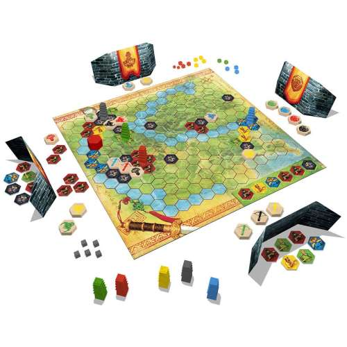 Yellow & Yangtze - настолна игра