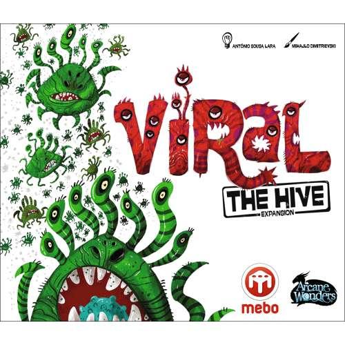 Viral: The Hive - разширение за настолна игра