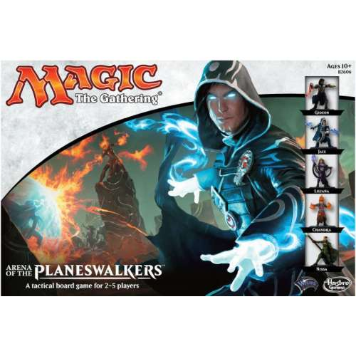 Magic: The Gathering – Arena of the Planeswalkers - настолна игра