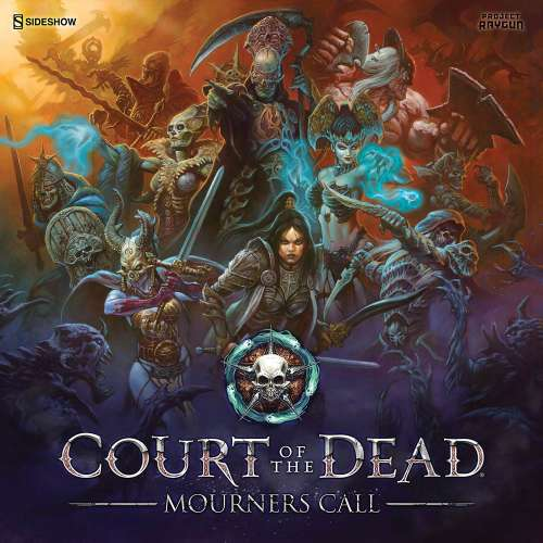 Court of the Dead: Mourners Call - настолна игра