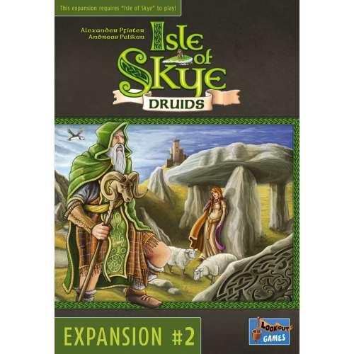 Isle of Skye: Druids - разширение за настолна игра