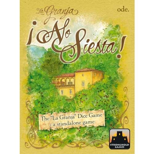 La Granja: No Siesta - настолна игра