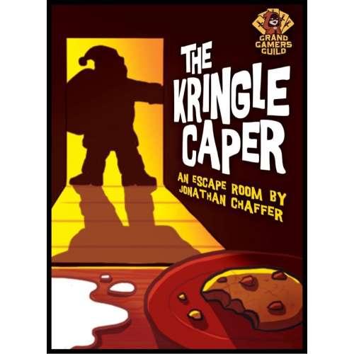 The Kringle Caper - настолна игра