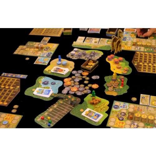 Altiplano - настолна игра