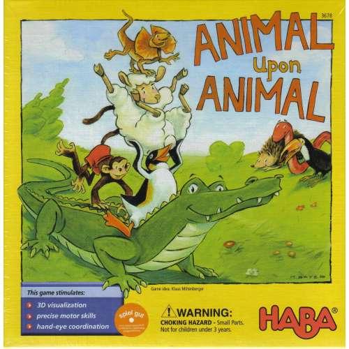 Животно върху животно (Animal Upon Animal) - настолна игра