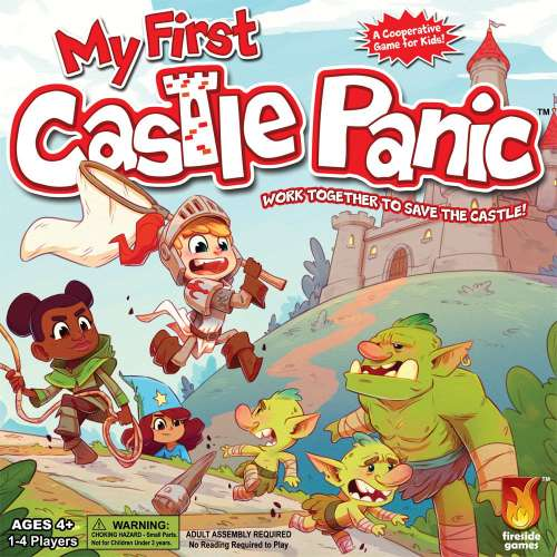 My First Castle Panic - настолна игра