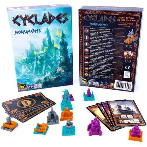 Cyclades: Monuments - разширение за настолна игра