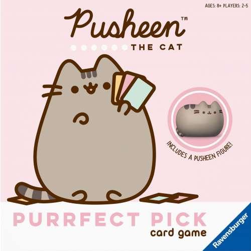 Pusheen Purrfect Pick - настолна игра