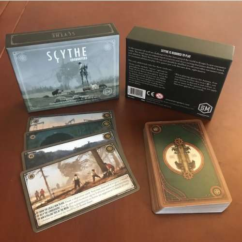 Scythe: Encounters - разширение за настолна игра