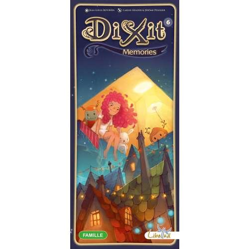 Dixit 6: Memories - разширение за настолна игра