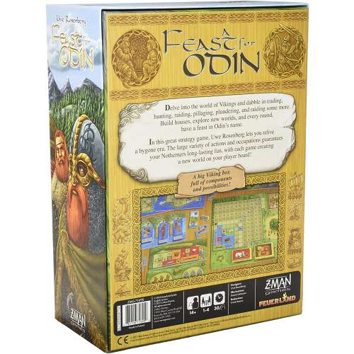 A Feast for Odin - настолна игра