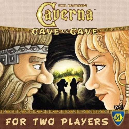 Caverna: Cave vs Cave - настолна игра