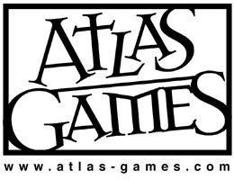 Настолна игра - Издател Atlas Games