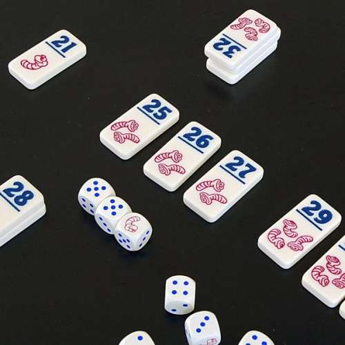Pickomino - настолна игра