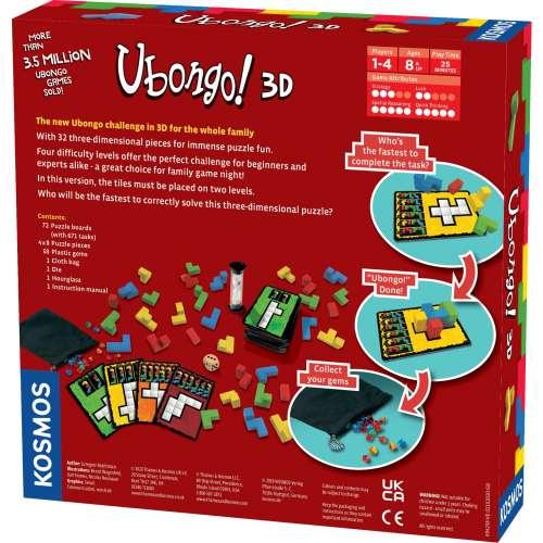 Ubongo 3D  - настолна игра