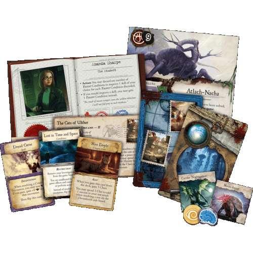 Eldritch Horror: The Dreamlands - разширение за настолна игра
