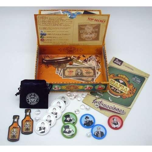 Mafia de Cuba - настолна игра
