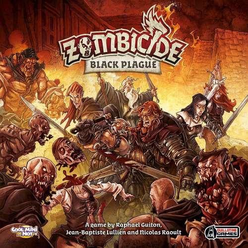 Zombicide: Black Plague - настолна игра