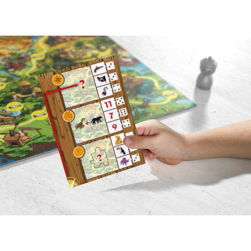 Намери кода: Островът на пиратите - настолна игра