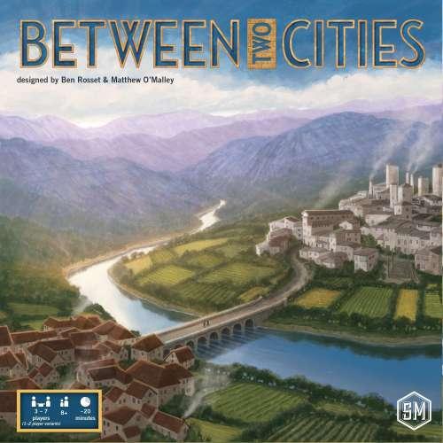 Between Two Cities - настолна игра