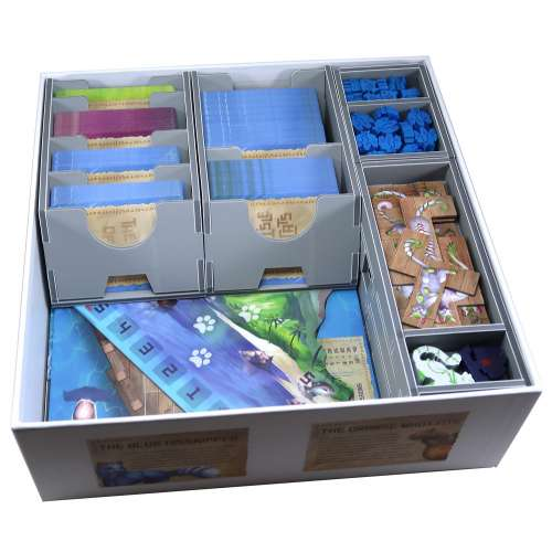 The Isle of Cats - Folded Space Organiser