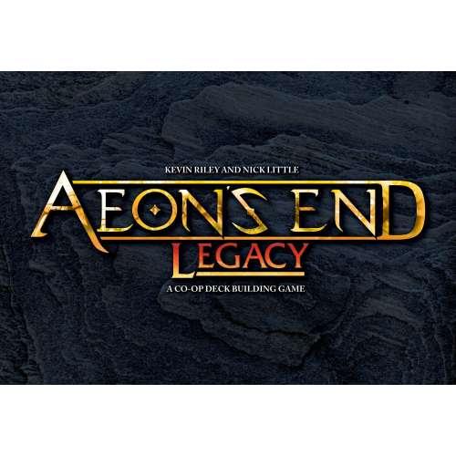 Aeon's End: Legacy - настолна игра