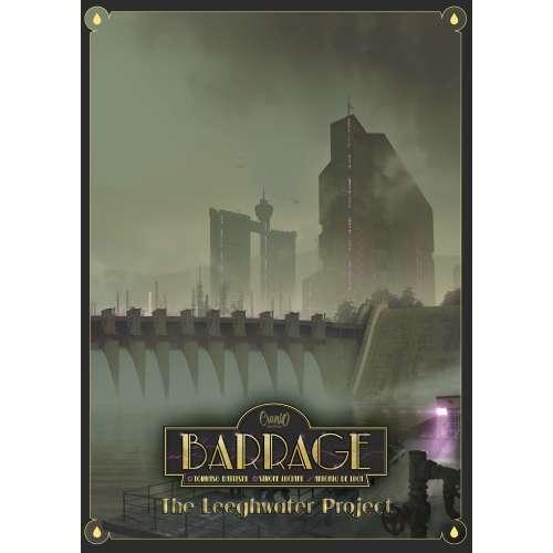 Barrage: The Leeghwater Project - разширение за настолна игра