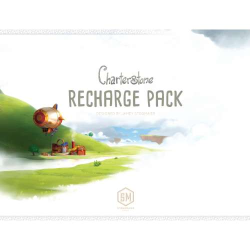 Charterstone: Recharge Pack - настолна игра