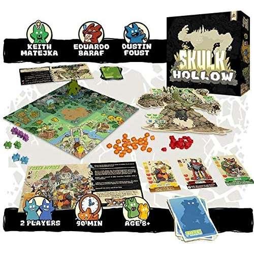 Skulk Hollow - настолна игра
