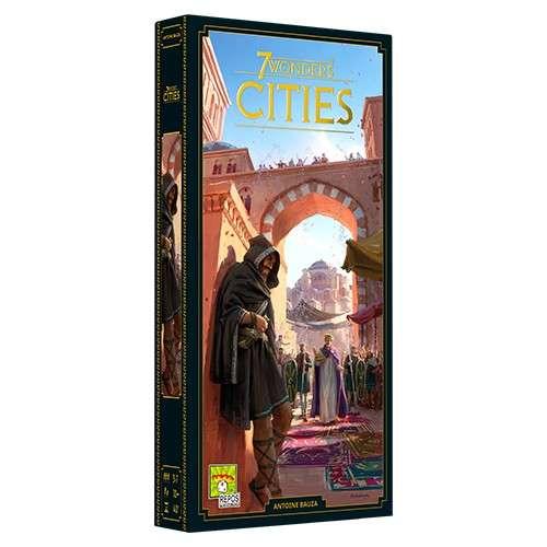 7 Wonders (Second Edition): Cities - разширение за настолна игра