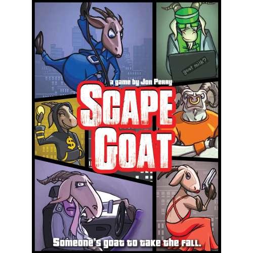 Scape Goat - настолна игра