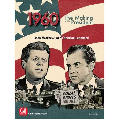 1960: The Making of the President (2nd Printing) - настолна игра