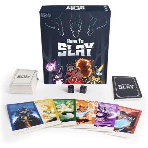 Here to Slay - настолна игра