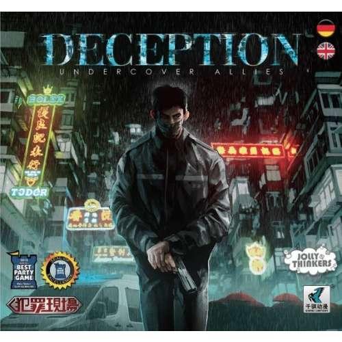 Deception: Undercover Allies - разширение за настолна игра