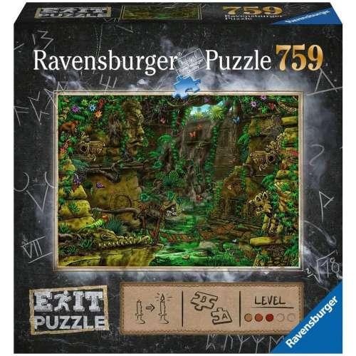 Exit Puzzle: The Temple Grounds - пъзел със загадки