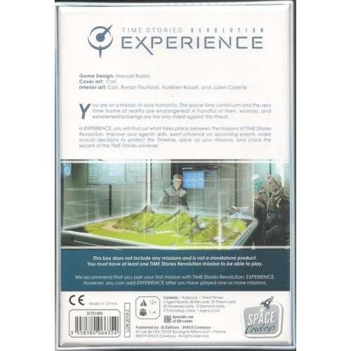 TIME Stories Revolution: Experience - разширение за настолна игра