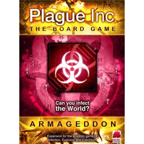 Plague Inc.: Armageddon - разширение за настолна игра